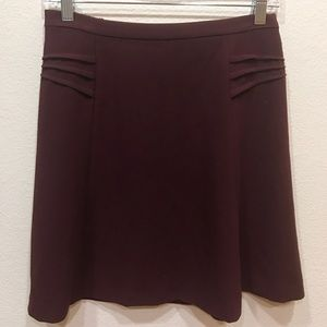 NEW NEVER WORN - Mossimo purple skirt